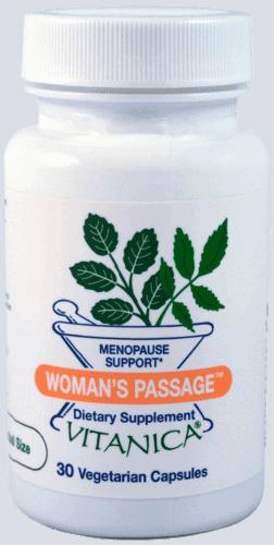 Woman's Passage 30c by Vitanica