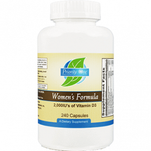 Women's Formula 240c by Priority One