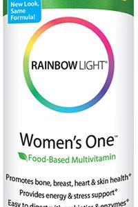 Women's One Multivitamin 90 tabs by Rainbow Light Nutrition