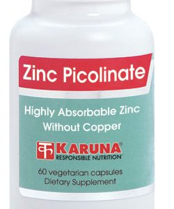 Zinc Picolinate 60c by Karuna