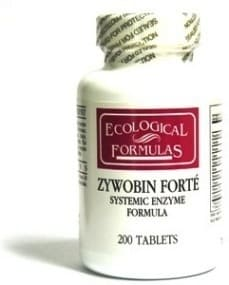 Zywobin Forte 200t by Ecological Formulas