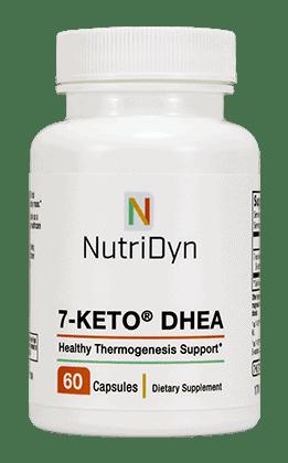 7-Keto DHEA 100MG 60 Capsules by Nutri-Dyn 1