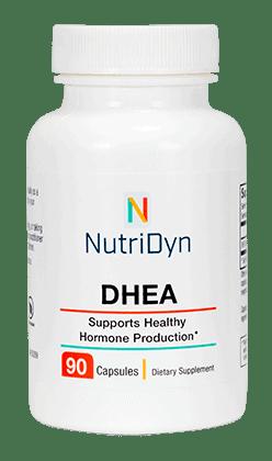 DHEA 25mg Nutrition Dynamic