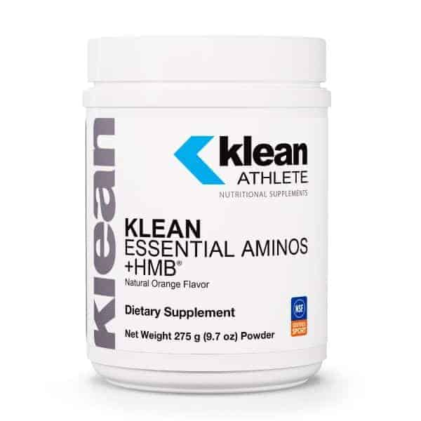 Klean Essential Aminos + HMB 275g by Douglas Laboratories 1
