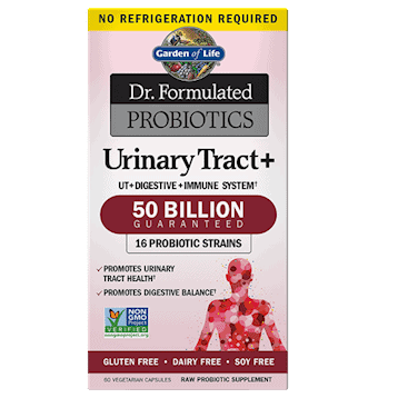 Dr. Formulated Pro Urinary Tract+ 60 caps by Garden of Life 1