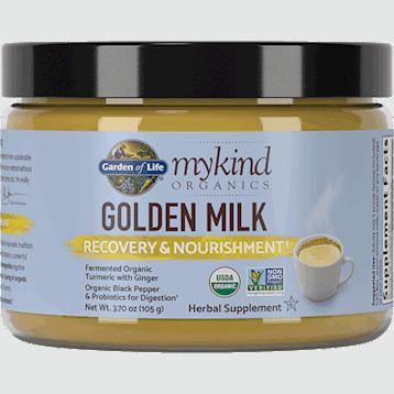MyKind Organics Golden Milk 30 srvings by Garden of Life 1