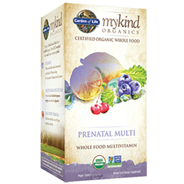 Prenatal Multi Organic 90 tabs by Garden of Life 1