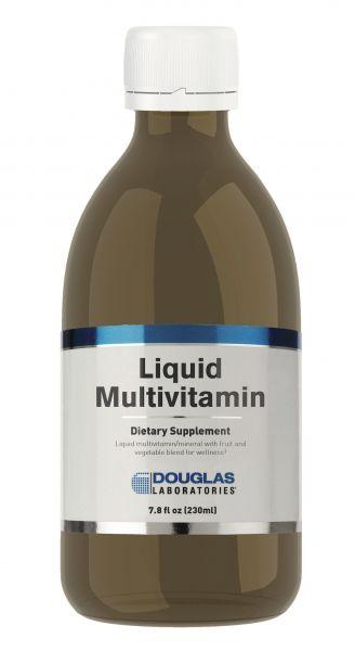 Liquid Multivitamin 230ml by Douglas Laboratories 1