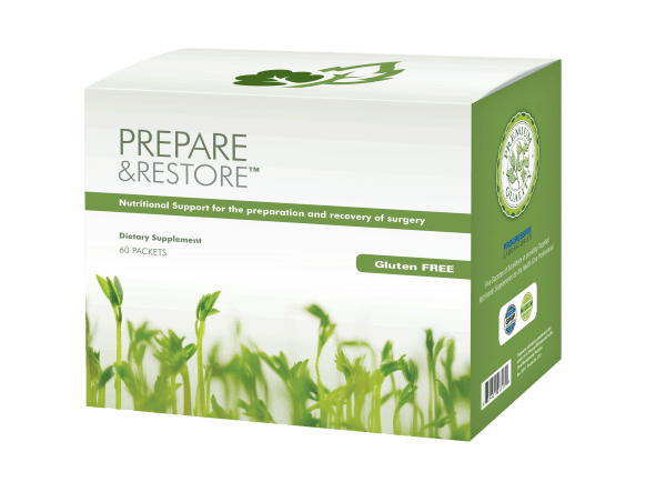 Prepare and Restore 60 packets by Progressive Labs 1