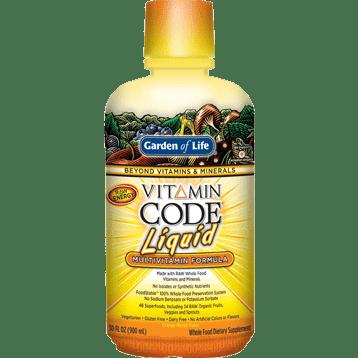 Vitamin Code Multi Orange Mango 30oz by Garden of Life 1