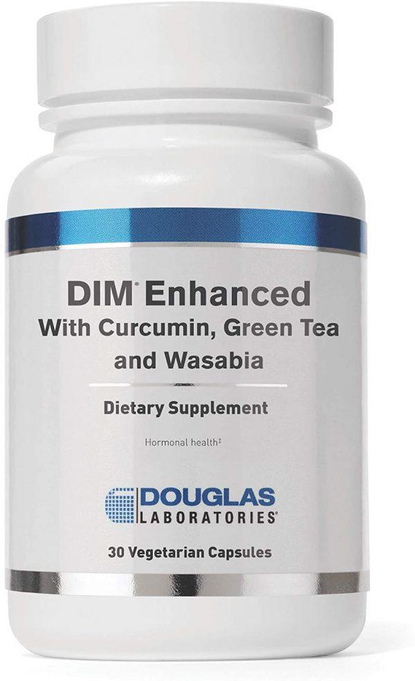 DIM Enhanced 30 caps by Douglas Labs 1