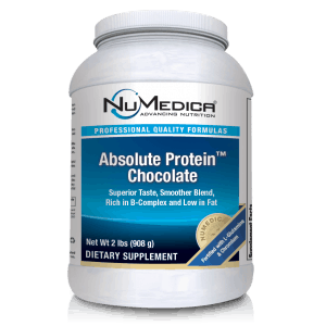 Absolute Protein-Chocolate 39 svgs by Numedica