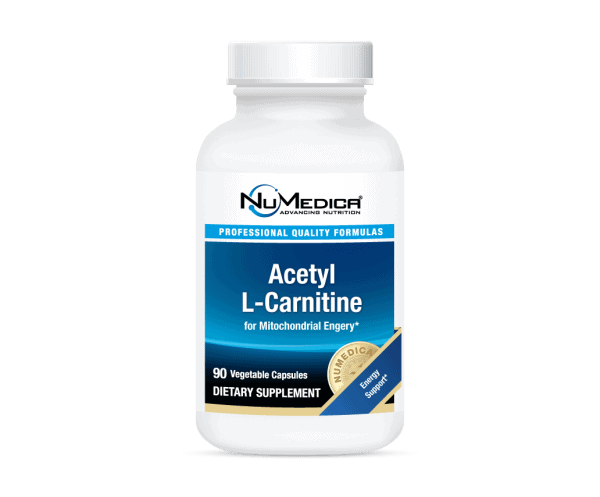 Acetyl L-Carnitine 90c by Numedica