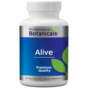 Alive 90 caps by Professional Botanicals