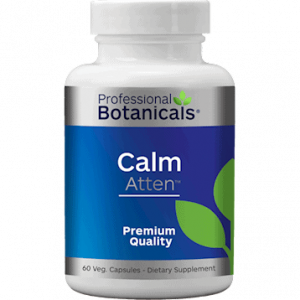 Calm Atten 60vcaps By Professional Botanicals