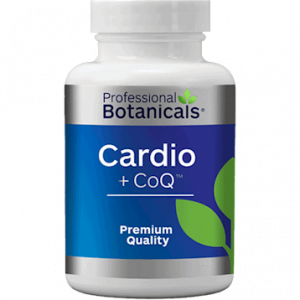Cardio+coq 60caps By Professional Botanicals
