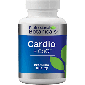Cardio+coq 60caps By Professional Botanicals