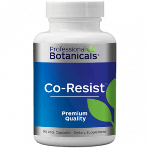 Co-Resist 90caps by Professional Botanicals