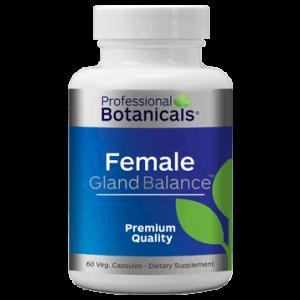 Female Gland Balance 60caps by Professional Botanicals