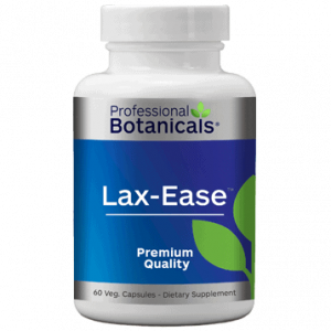 Lax-Ease 60 caps by Professional Botanicals