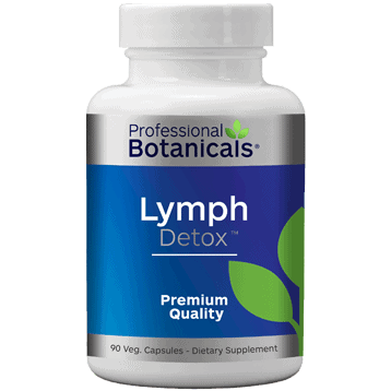 Lymph Detox 90c by Professional Botanicals