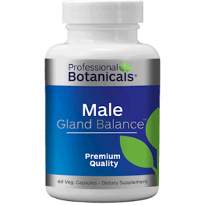 Male Gland Balance 60vcaps By Professional Botanicals
