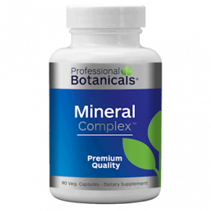 Mineral Complex 500mg 90c By Professional Botanicals