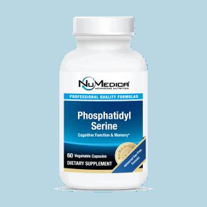 Phosphatidyl Serine Soy Free 60c by Numedica