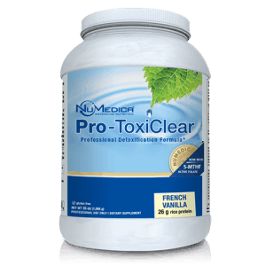 Pro-ToxiClear Vanilla 21 svgs by Numedica