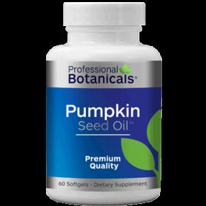 Professional Botanicals Pumpkin Seed Oil 60 softgels