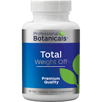 Total Weight Off 90vcaps by Professional Botanicals
