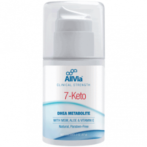 7-Keto 2oz by AllVia Integrated Pharmaceuticals