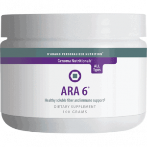Ara 6 100 Grams By D'adamo Personalized Nutrition