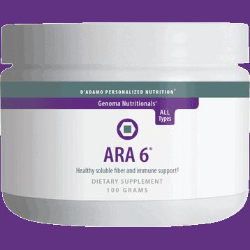 ARA 6 100 grams by D'Adamo Personalized Nutrition