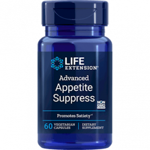 Advanced Appetite Suppress 60vcaps by Life Extension