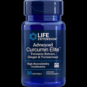 Advanced Curcumin Elite 30sgels by Life Extension