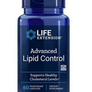 Advanced Lipid Control 60vcaps by Life Extension