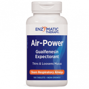 Air-Power 100t by Enzymatic Therapy
