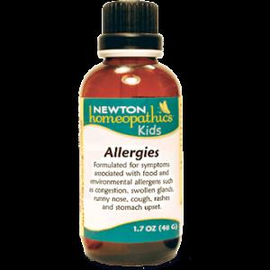 Allergies Kids Pellets 1.7oz by Newton Pro