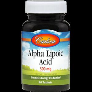 Alpha Lipoic Acid 300mg 90t by Carlson Labs