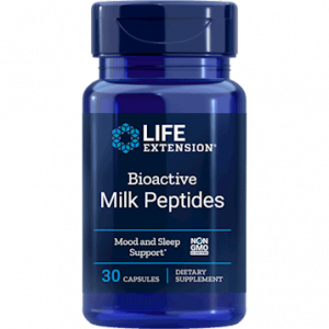 Bioactive Milk Peptides 30c by Life Extension
