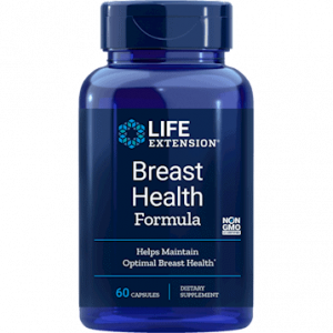 Breast Health Formula 60vcaps by Life Extension