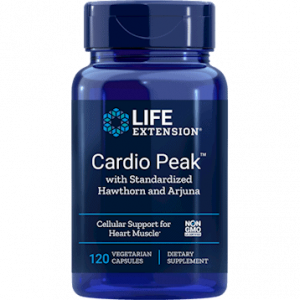 Cardio Peak 120vcaps by Life Extension