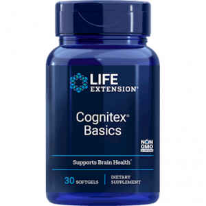 Cognitex Basics 30sgels by Life Extension
