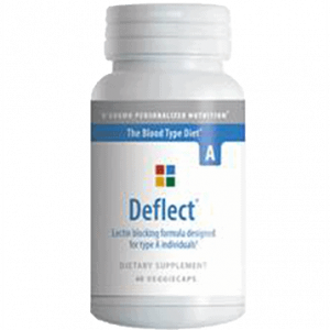 Deflect A 120 Vegcaps By D'adamo Personalized Nutrition