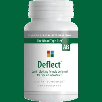 Deflect AB 120vegcaps by D'Adamo Personalized Nutrition