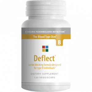 Deflect B 120vcaps By D'adamo Personalized Nutrition