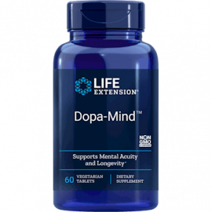 Dopa-Mind 60vtabs by Life Extension