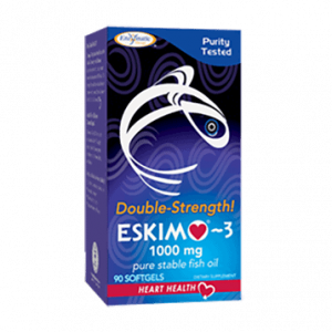 Eskimo 3~6 Double Str 1000mg 90gels By Enzymatic Therapy