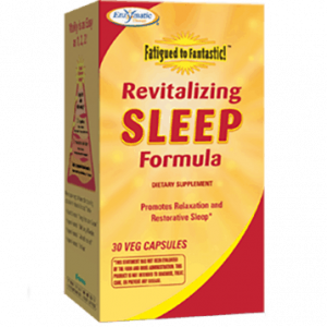 Fatigued/Fantastic Revital Sleep 30c by Enzymatic Therapy